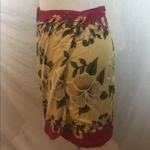 Dresses & Skirts - Hawaiian Wrap Skirt